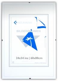 clip frame 24x34 ins 60x80cm